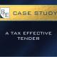 A Tax Effective Tender